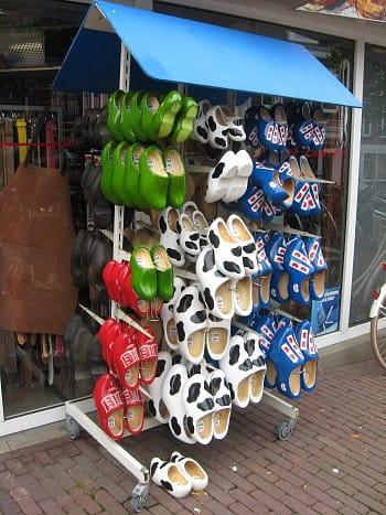Holandsko, co mám moc ráda.