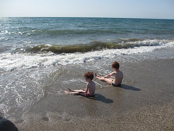 Bratříčci u moře