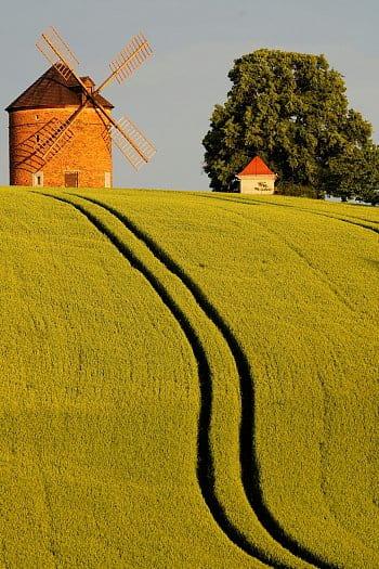 Chvalkovický mlýn