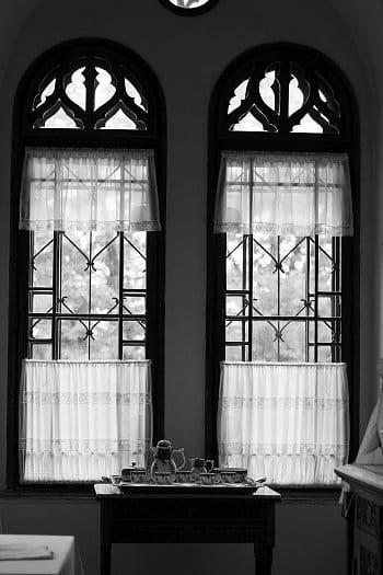 Zámecká okna