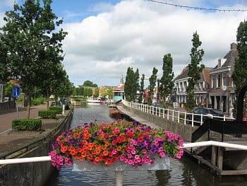 Rozkvetlé Holandsko.