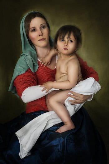 Svatá Josefína