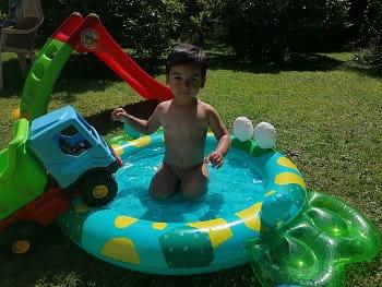 Bazénová euforie