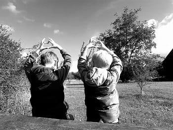 Dvě srdce jedné mámy