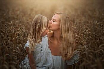 Láska mateřská