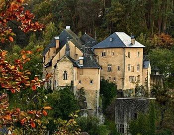 Prochazka kolem hradu