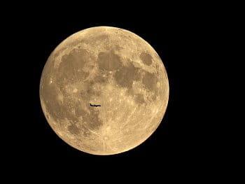 Cesta na Měsíc...