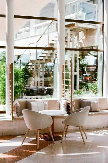 Kavárna u moře