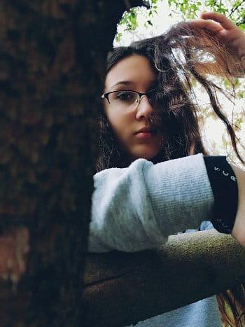 V přírodě