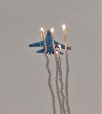 Letecká show