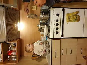 Táta vaří aneb, když láska prochází žaludkem.
