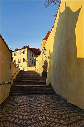 Po Starých Zámeckých schodech (1)