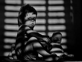 Stíny dětské duše