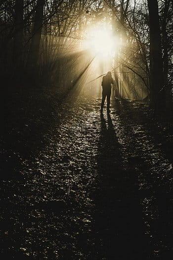 Ku světlu, na horu