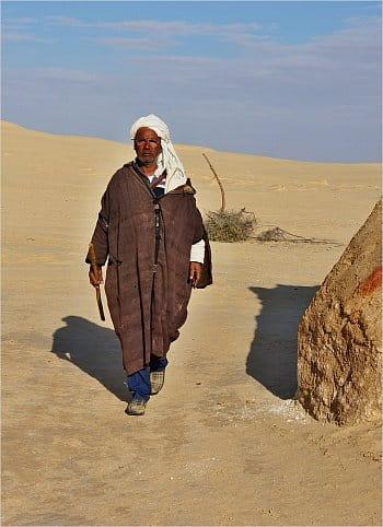 Berber na Sahaře