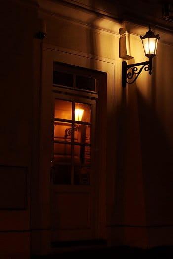 Lampa a odraz
