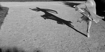 Tančící stín