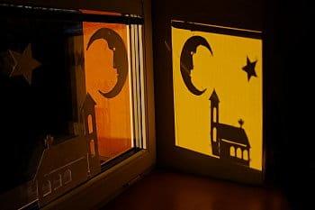 Školní okno