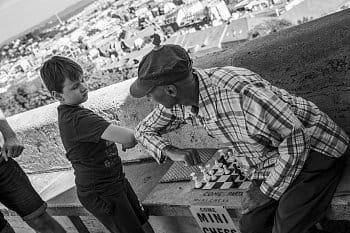 Budapešťský šachisté