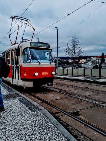 Život na tramvaji