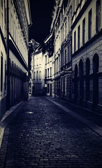 Prázdná Praha