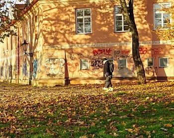Podzimní cestou ...