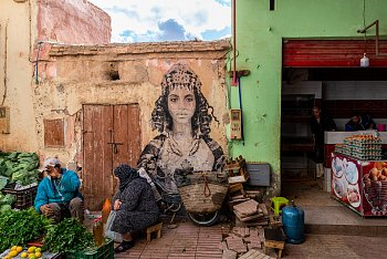 Ulice Agadiru