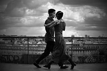 Covidové tango