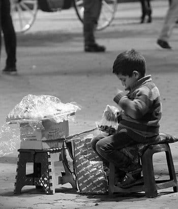 Malý obchodník