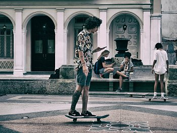Skateboard life