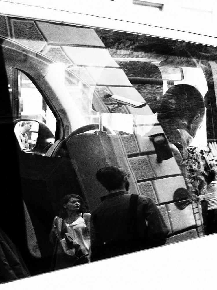 Okno auta