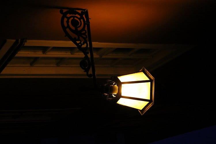 zachrané světlo