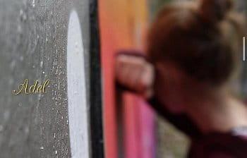 Grafitová zeď