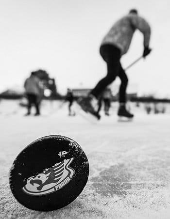 Na ledě..