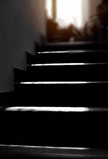 Schody do neznáma