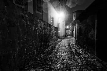 Noční Broumov