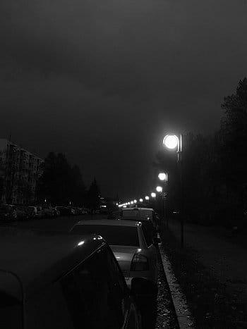 Ulice v noci