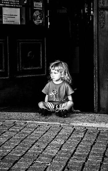 Dětství